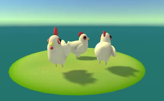 Watch and share Chicken Dancer Party GIFs by FUNKTRONIC LABS on Gfycat