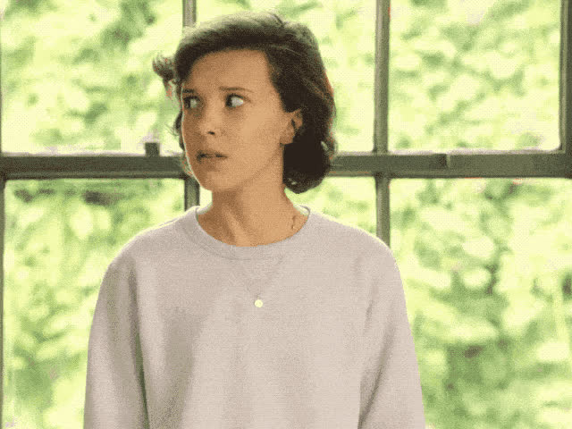 about, are, confused, confusion, don't, dont, i, idea, know, knows, no, talking, what, who, you, Confused Millie GIFs