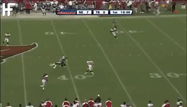 Watch and share Biggest Football Hits Ever GIFs on Gfycat