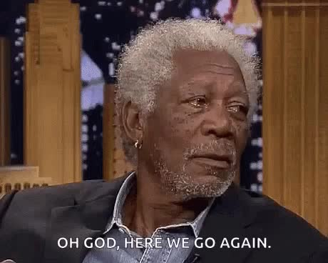 Watch this trending GIF on Gfycat. Discover more 9GAG, celebs, morgan freeman GIFs on Gfycat