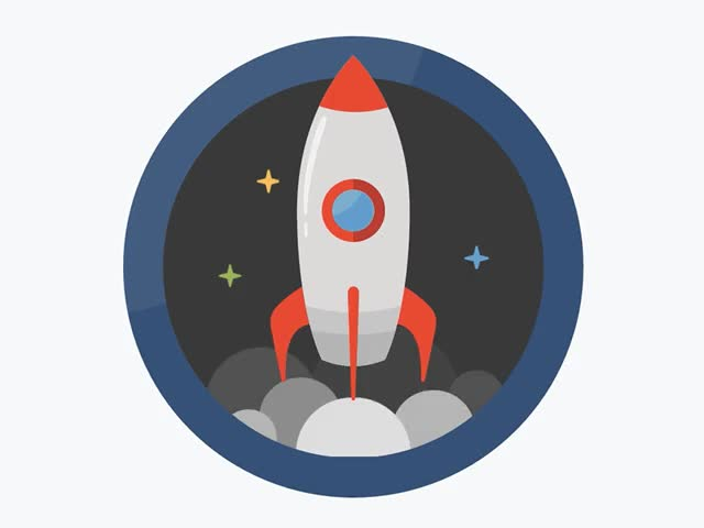 Watch and share Transportation GIFs and Rocket GIFs on Gfycat
