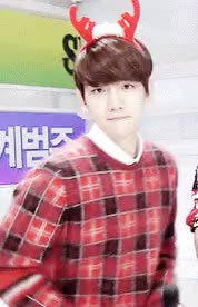 Watch baby lion GIF on Gfycat. Discover more .gif, baekhyun, but all the best for comeback!, exo, exo k, i'll miss you on inki, inkigayo, my bby~, my gifs, sbs inkigayo GIFs on Gfycat