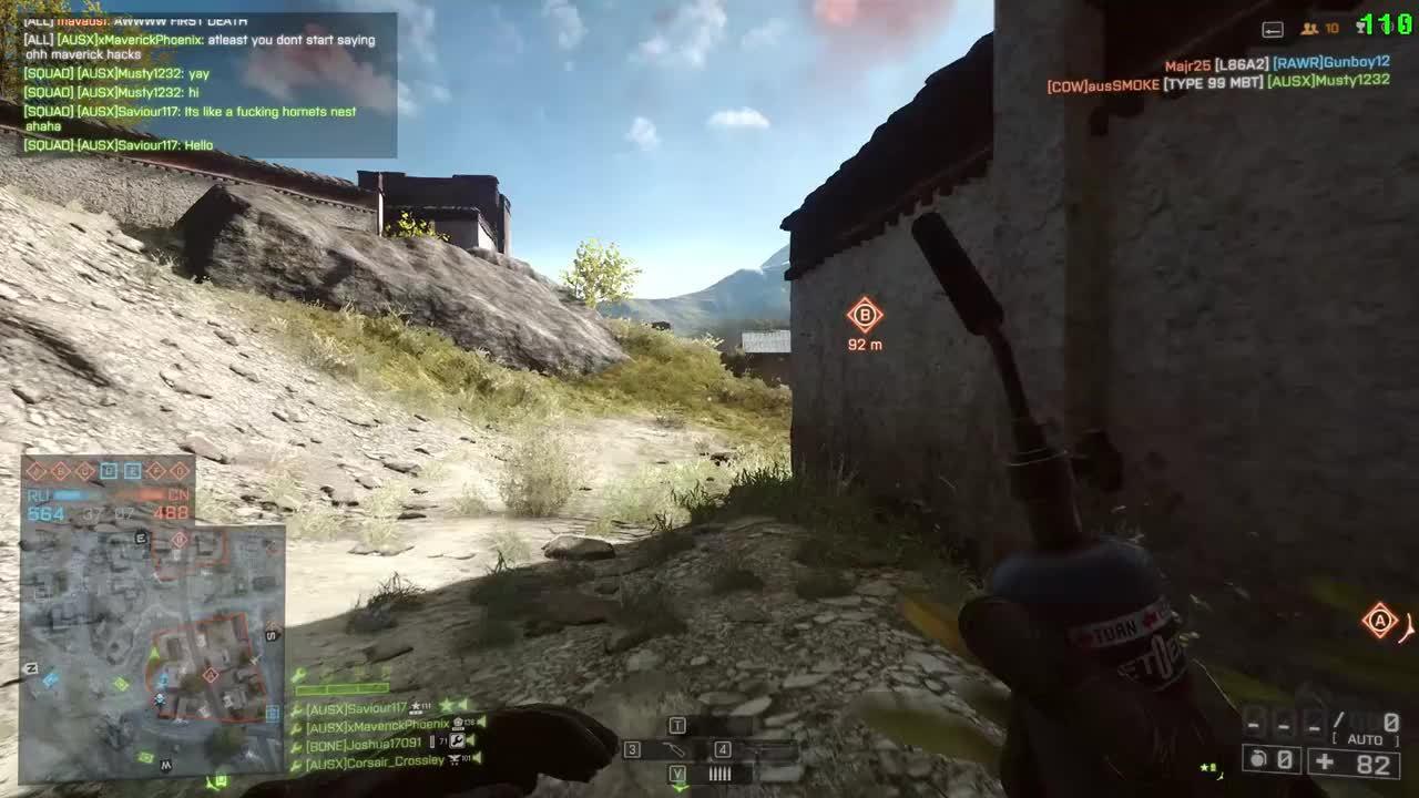 battlefield_4, Burn Baby Burn! GIFs