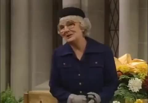 Watch and share Freda Claxton's Funeral - The Golden Girls GIFs on Gfycat