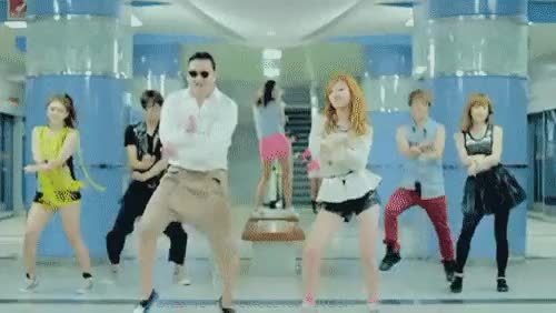 Watch and share Gangnam GIFs on Gfycat