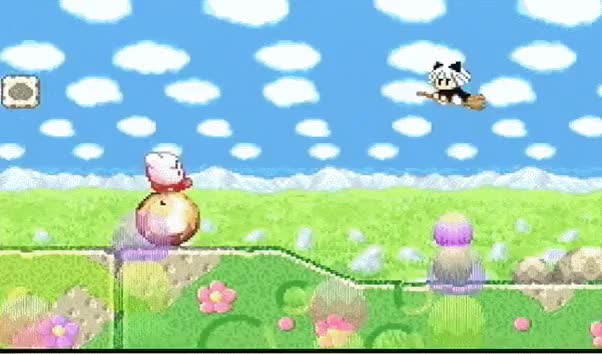 Character of the Week: Kirby (reddit) GIF by