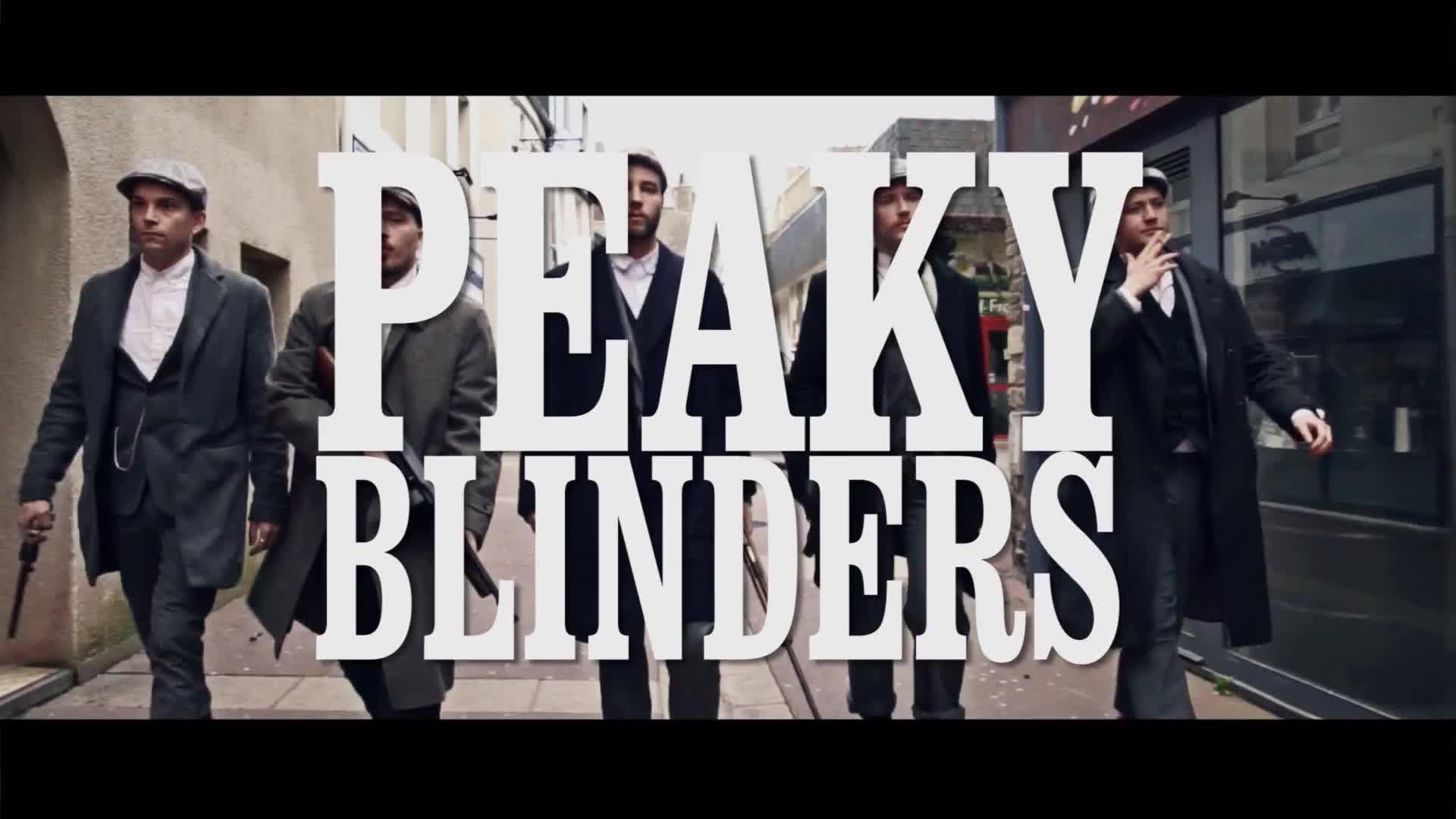 bar, cherbourg, kraken, mogab productions, peaky blinders, soirée, television, tv, tv show, Les Peaky Blinders s'emparent du Kraken GIFs
