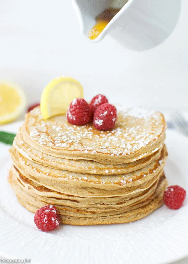 Watch and share Lemon Curd Pancakes GIFs on Gfycat
