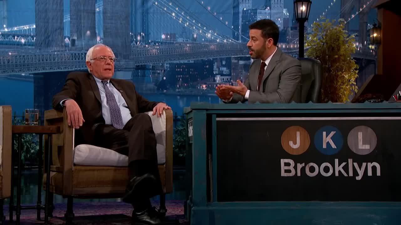 bernie sanders, politics, Bernie Laugh GIFs