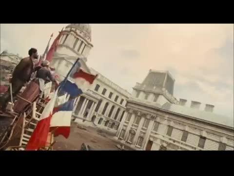 Les Miserables 2012 Finale last song GIFs