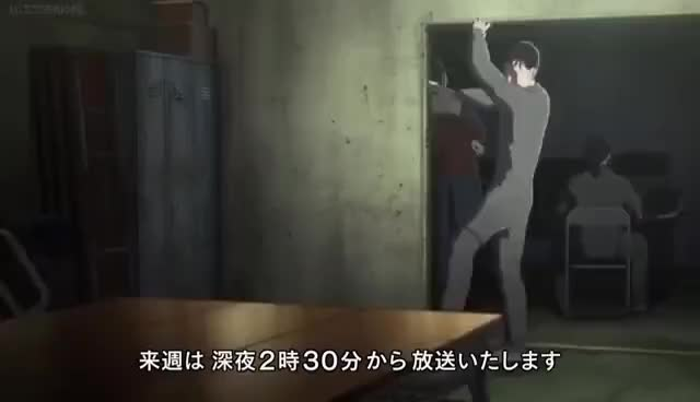Watch and share Ajin Season 2 Episode 8 Preview GIFs on Gfycat
