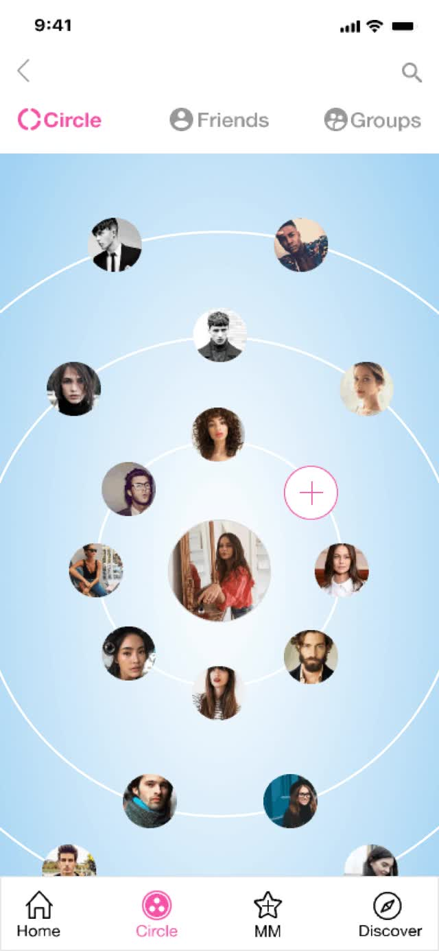 Watch and share Circle Spread GIFs by sarahbradier on Gfycat