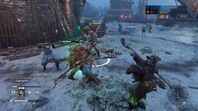 Watch and share Forhonor GIFs and Raider GIFs by Kinobix on Gfycat