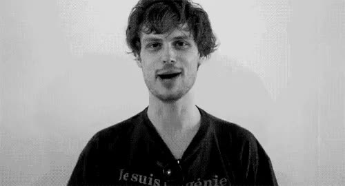 Watch and share Matthew Gray Gubler GIFs and So Freaking Kawaii GIFs on Gfycat