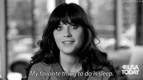Watch and share Zooey Deschanel GIFs on Gfycat