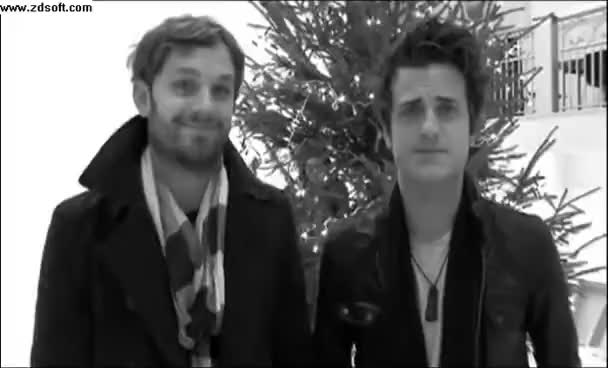 Watch and share Jared Followill GIFs and Christmas GIFs on Gfycat