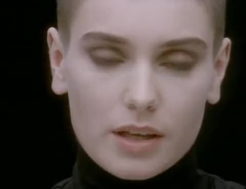 Watch and share Sinéad O'Connor - Nothing Compares 2U (Official Video) GIFs on Gfycat
