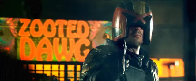Watch and share Movies GIFs and Dredd GIFs by lykan_ on Gfycat