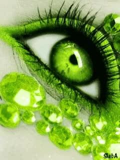 Watch and share Green Eye Photo By Cute_Stuff   Photobucket GIFs on Gfycat