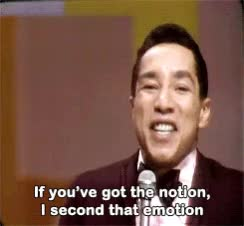 Watch and share Smokey Robinson 1960S GIFs on Gfycat