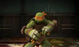 Watch and share Tmnt Michelangelo GIFs and Tmnt Leonardo GIFs on Gfycat