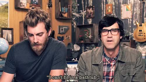 Watch None of These Days GIF on Gfycat. Discover more Good Mythical Morning, Link Neal, Rhett and Link, gmm, gmm 742, grave gif, request GIFs on Gfycat