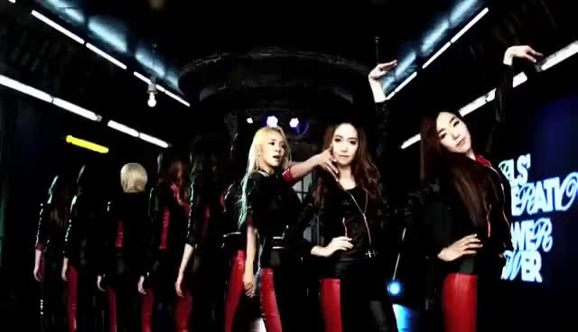 Watch and share GIRLS`GENERATION少女時代_FLOWER POWER_Music Video Dance Ver. GIFs on Gfycat
