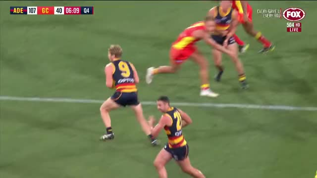 Watch and share Adelaide Crows 2019 GIFs and Afl Round 5 2019 GIFs by awscrowsgifs on Gfycat
