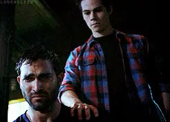 Watch and share Stiles Saving Derek GIFs and Stiles Stilinski GIFs on Gfycat