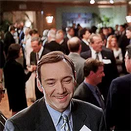 Watch and share American Beauty GIFs and Lester Burnham GIFs on Gfycat
