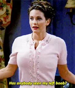 Watch and share Monica Geller GIFs and Friendsedit GIFs on Gfycat