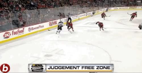 Watch and share Calgary Flames Calgary Flames EnlightenedFairDeermouse (reddit) GIFs by myregularface on Gfycat