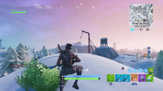 Watch and share Cinder Boi GIFs and Fortnite GIFs by Gamer DVR on Gfycat