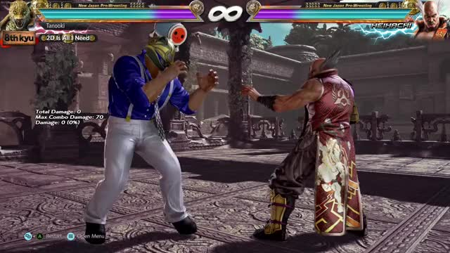 Watch Muscle Buster BK Setup GIF by @mxtanooki on Gfycat. Discover more tekken GIFs on Gfycat