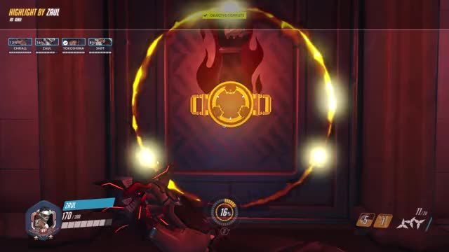Watch and share Overwatch GIFs and Archives GIFs on Gfycat