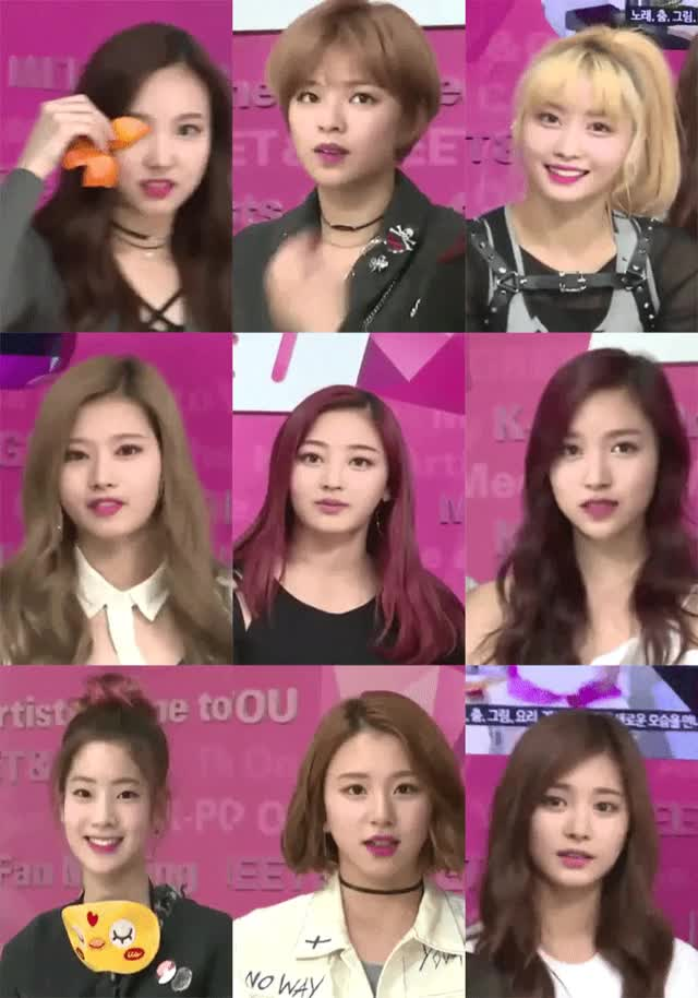 Watch this twice GIF by @nowhereman27 on Gfycat. Discover more chaeyoung, dahyun, jeongyeon, jihyo, kpop, mina, momo, nayeon, sana, twice GIFs on Gfycat