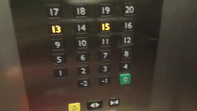 Showerthoughts, showerthoughts, With elevators by Mitsubishi you can. (reddit) GIFs