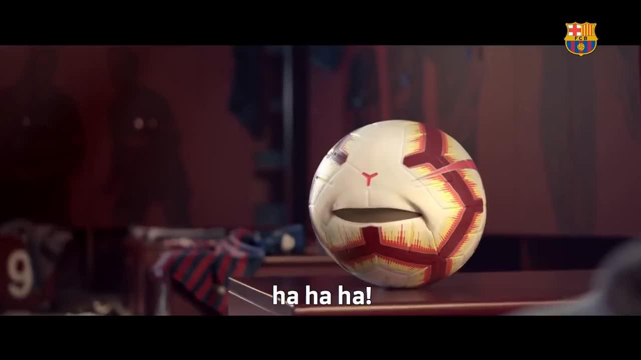 Camp, Clement, FCB, FRENCH, Football, Sevilla, ball, bar, barcelona, club, enjoylenglet, france, futbol, lenglet, nou, sepakbola, signing, soccer, sport, tbol, Barca ball GIFs