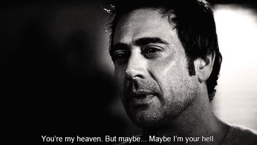 Watch and share Jeffrey Dean Morgan GIFs and Wondering GIFs by Reactions on Gfycat