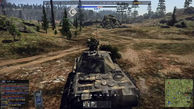 Watch and share War Thunder GIFs and Panther GIFs by bisus123 on Gfycat