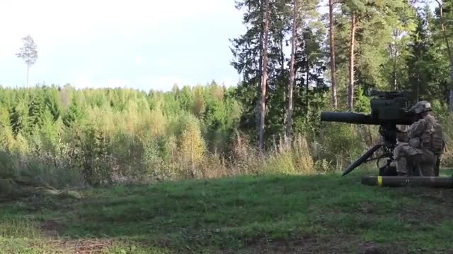 Watch and share U.S. Soldiers From 173rd Airborne Brigade Fire The BGM-71 TOW Missile System GIFs by sammy on Gfycat