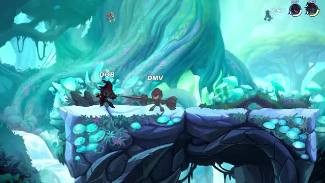 Watch and share Brawlhalla 2019-04-03 20-25-36 GIFs by Dennis Vinke on Gfycat