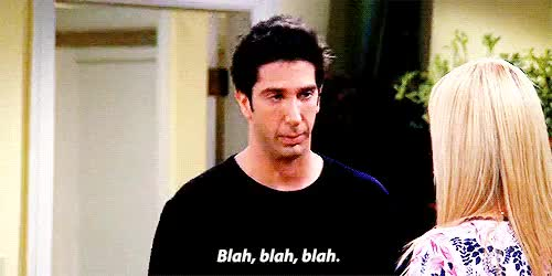 Watch and share David Schwimmer GIFs and Ross Geller GIFs on Gfycat
