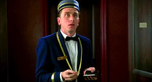 Watch and share Bellhop GIFs on Gfycat