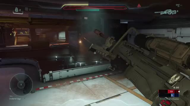 Watch this GIF by xboxdvr on Gfycat. Discover more BassTape, Halo5Guardians, xbox, xbox dvr, xbox one GIFs on Gfycat