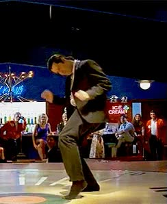 Watch uma thurman dance GIF on Gfycat. Discover more related GIFs on Gfycat