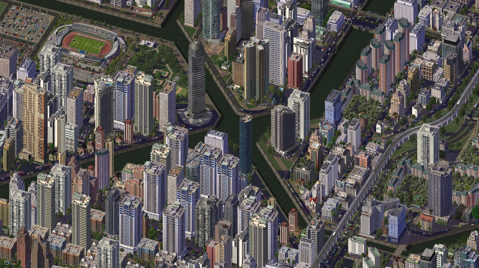 Sim City 4, SimCity4, simcity4, City in Motion GIFs