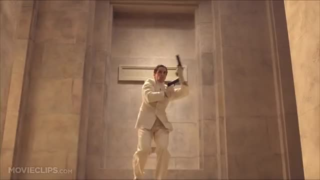 Watch and share Equilibrium Trailer GIFs and Machine Gun Videos GIFs by benz145 on Gfycat