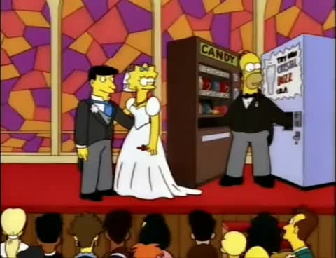 Watch and share Homer Traps In Vending Machine GIFs on Gfycat