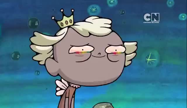 Watch and share The Marvelous Misadventures Of Flapjack - Fish Out Of Water (Clip 2) GIFs on Gfycat